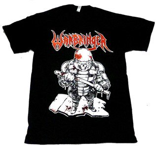 WARBRINGER「REMAIN VIOLENT」Tシャツ<img class='new_mark_img2' src='//img.shop-pro.jp/img/new/icons11.gif' style='border:none;display:inline;margin:0px;padding:0px;width:auto;' />