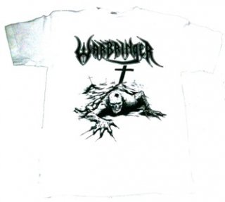 WARBRINGER「PREY FOR DEATH WHITE」Tシャツ<img class='new_mark_img2' src='//img.shop-pro.jp/img/new/icons11.gif' style='border:none;display:inline;margin:0px;padding:0px;width:auto;' />