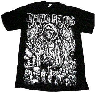0c4da88c9fe7 DYING FETUS - バンドTシャツ SHOP NO-REMORSE online store