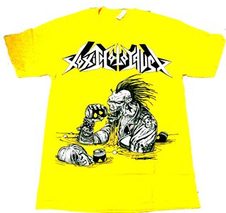 TOXIC HOLOCAUST「LORD OF THE WASTELAND」Tシャツ<img class='new_mark_img2' src='//img.shop-pro.jp/img/new/icons52.gif' style='border:none;display:inline;margin:0px;padding:0px;width:auto;' />