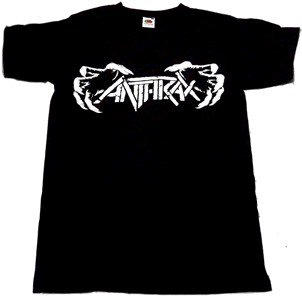 ANTHRAX「LOGO」Tシャツ<img class='new_mark_img2' src='//img.shop-pro.jp/img/new/icons11.gif' style='border:none;display:inline;margin:0px;padding:0px;width:auto;' />