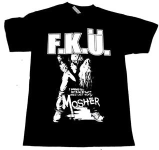 F.K.U「MANIAC」Tシャツ<img class='new_mark_img2' src='//img.shop-pro.jp/img/new/icons11.gif' style='border:none;display:inline;margin:0px;padding:0px;width:auto;' />