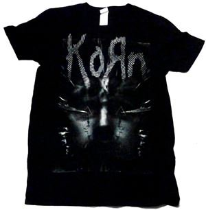 KORN「THIRD EYE」Tシャツ<img class='new_mark_img2' src='//img.shop-pro.jp/img/new/icons11.gif' style='border:none;display:inline;margin:0px;padding:0px;width:auto;' />