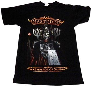 MASTODON「EMPEROR OF SAND#2」Tシャツ<img class='new_mark_img2' src='//img.shop-pro.jp/img/new/icons11.gif' style='border:none;display:inline;margin:0px;padding:0px;width:auto;' />