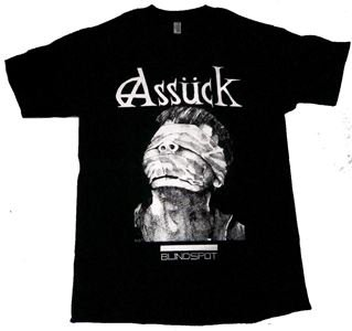 ASSUCK「BLINDSPOT」Tシャツ<img class='new_mark_img2' src='//img.shop-pro.jp/img/new/icons52.gif' style='border:none;display:inline;margin:0px;padding:0px;width:auto;' />