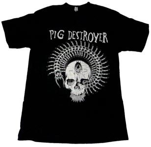 PIG DESTROYER「PRESCOT」Tシャツ<img class='new_mark_img2' src='//img.shop-pro.jp/img/new/icons52.gif' style='border:none;display:inline;margin:0px;padding:0px;width:auto;' />