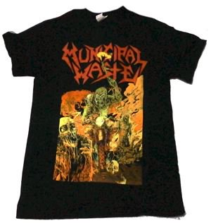 MUNICIPAL WASTE「ROAD RAGER」Tシャツ<img class='new_mark_img2' src='//img.shop-pro.jp/img/new/icons11.gif' style='border:none;display:inline;margin:0px;padding:0px;width:auto;' />