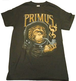 PRIMUS「ASTRO MONKEY」Tシャツ<img class='new_mark_img2' src='//img.shop-pro.jp/img/new/icons52.gif' style='border:none;display:inline;margin:0px;padding:0px;width:auto;' />