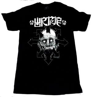 WORMROT「STAR OF CHAOS」Tシャツ<img class='new_mark_img2' src='//img.shop-pro.jp/img/new/icons52.gif' style='border:none;display:inline;margin:0px;padding:0px;width:auto;' />