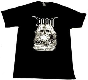 DOOM「Murdering Bastards」Tシャツ<img class='new_mark_img2' src='//img.shop-pro.jp/img/new/icons52.gif' style='border:none;display:inline;margin:0px;padding:0px;width:auto;' />