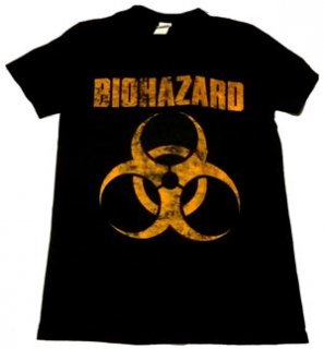BIOHAZARD「LOGO」Tシャツ<img class='new_mark_img2' src='//img.shop-pro.jp/img/new/icons11.gif' style='border:none;display:inline;margin:0px;padding:0px;width:auto;' />