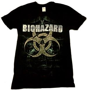 BIOHAZARD「WE SHARE THE KNIFE」Tシャツ<img class='new_mark_img2' src='//img.shop-pro.jp/img/new/icons11.gif' style='border:none;display:inline;margin:0px;padding:0px;width:auto;' />