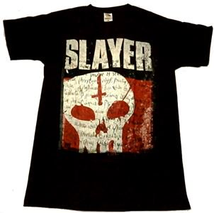 SLAYER「Undisputed Attitude Skull」Tシャツ<img class='new_mark_img2' src='//img.shop-pro.jp/img/new/icons52.gif' style='border:none;display:inline;margin:0px;padding:0px;width:auto;' />