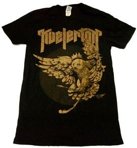 KVELERTAK「OWL KING」Tシャツ<img class='new_mark_img2' src='//img.shop-pro.jp/img/new/icons52.gif' style='border:none;display:inline;margin:0px;padding:0px;width:auto;' />