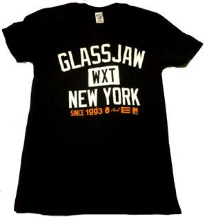 GLASSJAW「NEW YORK」Tシャツ<img class='new_mark_img2' src='//img.shop-pro.jp/img/new/icons52.gif' style='border:none;display:inline;margin:0px;padding:0px;width:auto;' />