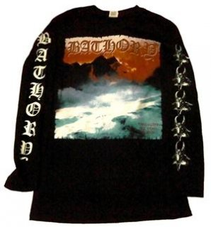 BATHORY「TWILIGHT OF THE GODS」ロングスリーブシャツ<img class='new_mark_img2' src='//img.shop-pro.jp/img/new/icons11.gif' style='border:none;display:inline;margin:0px;padding:0px;width:auto;' />