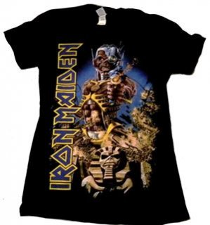 IRON MAIDEN「SOMEWHERE」Tシャツ<img class='new_mark_img2' src='//img.shop-pro.jp/img/new/icons11.gif' style='border:none;display:inline;margin:0px;padding:0px;width:auto;' />