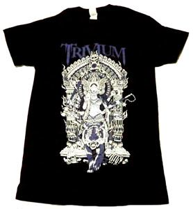 TRIVIUM「DURGA」Tシャツ<img class='new_mark_img2' src='//img.shop-pro.jp/img/new/icons11.gif' style='border:none;display:inline;margin:0px;padding:0px;width:auto;' />
