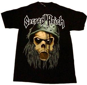 SACRED REICH「VIOLENT SOLUTIONS」Tシャツ<img class='new_mark_img2' src='//img.shop-pro.jp/img/new/icons11.gif' style='border:none;display:inline;margin:0px;padding:0px;width:auto;' />