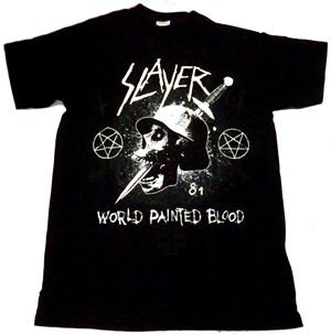 SLAYER「DAGGER SKULL」Tシャツ<img class='new_mark_img2' src='//img.shop-pro.jp/img/new/icons11.gif' style='border:none;display:inline;margin:0px;padding:0px;width:auto;' />