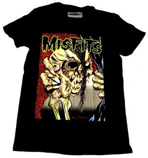 MISFITS「PUSHEAD」Tシャツ<img class='new_mark_img2' src='//img.shop-pro.jp/img/new/icons11.gif' style='border:none;display:inline;margin:0px;padding:0px;width:auto;' />