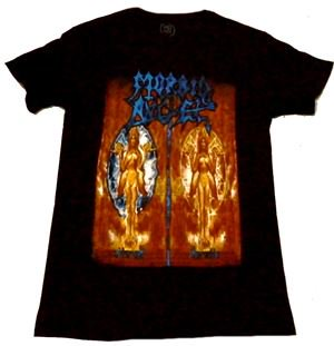 MORBID ANGEL「HERETIC」Tシャツ<img class='new_mark_img2' src='//img.shop-pro.jp/img/new/icons11.gif' style='border:none;display:inline;margin:0px;padding:0px;width:auto;' />