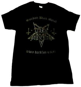 DARK FUNERAL「SWEDISH BLACK METAL」Tシャツ<img class='new_mark_img2' src='//img.shop-pro.jp/img/new/icons52.gif' style='border:none;display:inline;margin:0px;padding:0px;width:auto;' />