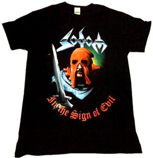 SODOM「IN THE SIGN OF EVIL#2」Tシャツ<img class='new_mark_img2' src='//img.shop-pro.jp/img/new/icons11.gif' style='border:none;display:inline;margin:0px;padding:0px;width:auto;' />