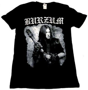 BURZUM「ANTHOLOGY-2018」Tシャツ<img class='new_mark_img2' src='//img.shop-pro.jp/img/new/icons11.gif' style='border:none;display:inline;margin:0px;padding:0px;width:auto;' />