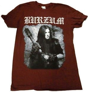 BURZUM「ANTHOLOGY-MAROON」Tシャツ<img class='new_mark_img2' src='//img.shop-pro.jp/img/new/icons11.gif' style='border:none;display:inline;margin:0px;padding:0px;width:auto;' />