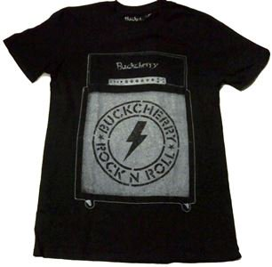 BUCKCHERRY「AMP STACK」Tシャツ<img class='new_mark_img2' src='//img.shop-pro.jp/img/new/icons11.gif' style='border:none;display:inline;margin:0px;padding:0px;width:auto;' />
