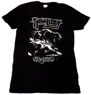 THIN LIZZY「NIGHTLIFE」Tシャツ<img class='new_mark_img2' src='//img.shop-pro.jp/img/new/icons11.gif' style='border:none;display:inline;margin:0px;padding:0px;width:auto;' />