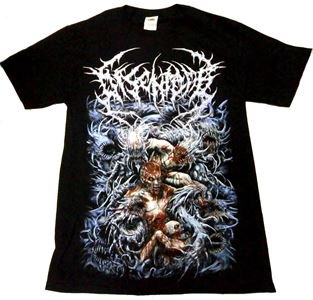 DISENTOMB「DEVOURING」Tシャツ<img class='new_mark_img2' src='//img.shop-pro.jp/img/new/icons11.gif' style='border:none;display:inline;margin:0px;padding:0px;width:auto;' />