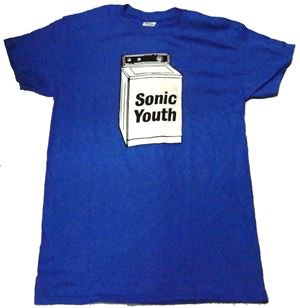 SONIC YOUTH「WASHING MACHINE」Tシャツ<img class='new_mark_img2' src='//img.shop-pro.jp/img/new/icons11.gif' style='border:none;display:inline;margin:0px;padding:0px;width:auto;' />
