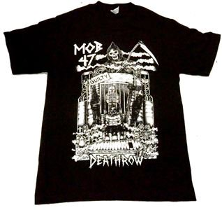 MOB 47「DEATH ROW」Tシャツ<img class='new_mark_img2' src='//img.shop-pro.jp/img/new/icons11.gif' style='border:none;display:inline;margin:0px;padding:0px;width:auto;' />