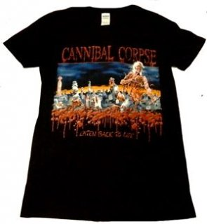 CANNIBAL CORPSE「EATEN BACK#2」Tシャツ<img class='new_mark_img2' src='//img.shop-pro.jp/img/new/icons11.gif' style='border:none;display:inline;margin:0px;padding:0px;width:auto;' />