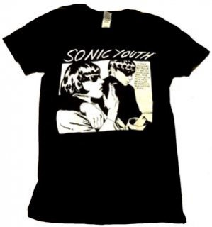 SONIC YOUTH「GOO BLACK」Tシャツ<img class='new_mark_img2' src='//img.shop-pro.jp/img/new/icons11.gif' style='border:none;display:inline;margin:0px;padding:0px;width:auto;' />
