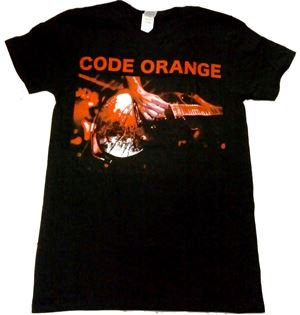 CODE ORANGE「NO MERCY」Tシャツ<img class='new_mark_img2' src='//img.shop-pro.jp/img/new/icons11.gif' style='border:none;display:inline;margin:0px;padding:0px;width:auto;' />
