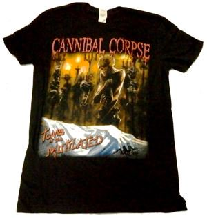 CANNIBAL CORPSE「TOMB OF THE MUTILATED#2」Tシャツ<img class='new_mark_img2' src='//img.shop-pro.jp/img/new/icons11.gif' style='border:none;display:inline;margin:0px;padding:0px;width:auto;' />