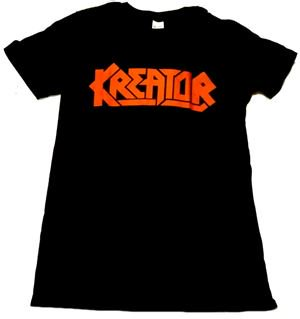 KREATOR「LOGO」Tシャツ<img class='new_mark_img2' src='//img.shop-pro.jp/img/new/icons11.gif' style='border:none;display:inline;margin:0px;padding:0px;width:auto;' />