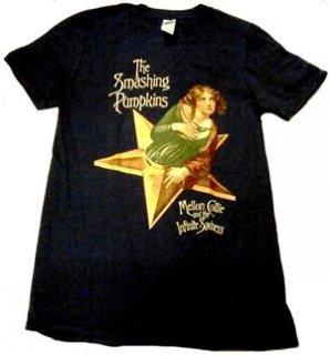 SMASHING PUMPKINS「MELLON COLLIE」Tシャツ<img class='new_mark_img2' src='//img.shop-pro.jp/img/new/icons11.gif' style='border:none;display:inline;margin:0px;padding:0px;width:auto;' />