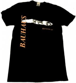 BAUHAUS「KICK IN THE EYE」Tシャツ<img class='new_mark_img2' src='//img.shop-pro.jp/img/new/icons11.gif' style='border:none;display:inline;margin:0px;padding:0px;width:auto;' />