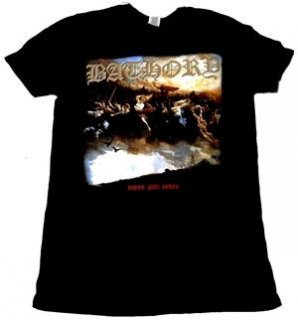 BATHORY「BLOOD FIRE DEATH」Tシャツ<img class='new_mark_img2' src='//img.shop-pro.jp/img/new/icons52.gif' style='border:none;display:inline;margin:0px;padding:0px;width:auto;' />