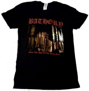 BATHORY「UNDER THE SIGN」Tシャツ<img class='new_mark_img2' src='//img.shop-pro.jp/img/new/icons52.gif' style='border:none;display:inline;margin:0px;padding:0px;width:auto;' />