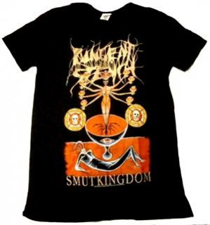 PUNGENT STENCH「SMUT KINGDOM#1」Tシャツ<img class='new_mark_img2' src='//img.shop-pro.jp/img/new/icons11.gif' style='border:none;display:inline;margin:0px;padding:0px;width:auto;' />