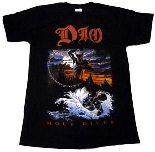 DIO「HOLY DIVER#2」Tシャツ<img class='new_mark_img2' src='//img.shop-pro.jp/img/new/icons11.gif' style='border:none;display:inline;margin:0px;padding:0px;width:auto;' />