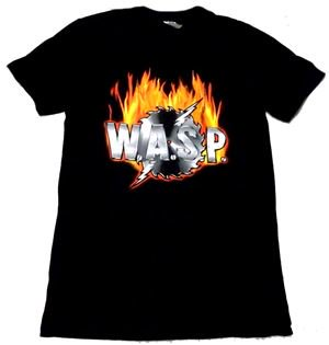 W.A.S.P「SAWBLADE LOGO」Tシャツ<img class='new_mark_img2' src='//img.shop-pro.jp/img/new/icons11.gif' style='border:none;display:inline;margin:0px;padding:0px;width:auto;' />