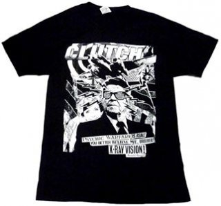 CLUTCH「UNCLE RONNIE」Tシャツ<img class='new_mark_img2' src='//img.shop-pro.jp/img/new/icons11.gif' style='border:none;display:inline;margin:0px;padding:0px;width:auto;' />