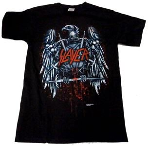 SLAYER「AMMUNITION EAGLE」Tシャツ<img class='new_mark_img2' src='//img.shop-pro.jp/img/new/icons11.gif' style='border:none;display:inline;margin:0px;padding:0px;width:auto;' />