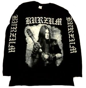 BURZUM「ANTHOLOGY」ロングスリーブシャツ<img class='new_mark_img2' src='//img.shop-pro.jp/img/new/icons11.gif' style='border:none;display:inline;margin:0px;padding:0px;width:auto;' />
